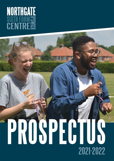 A4 Sixth Form Prospectus 2021 2022 front cover